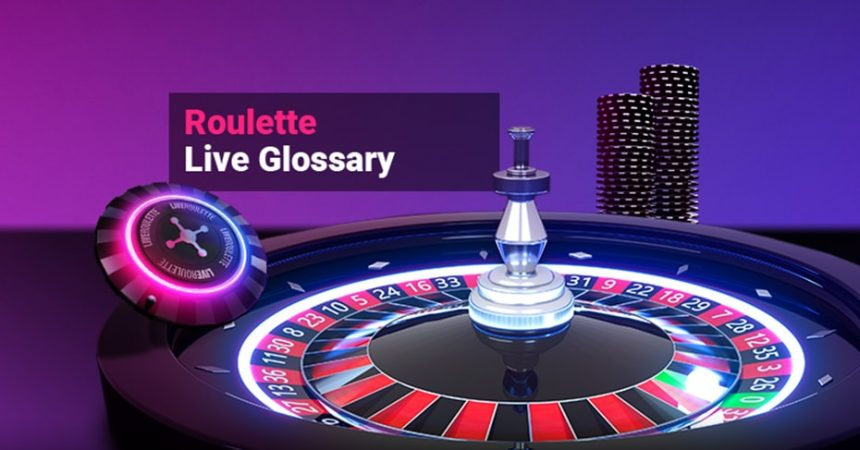 Live Roulette Glossary Banner